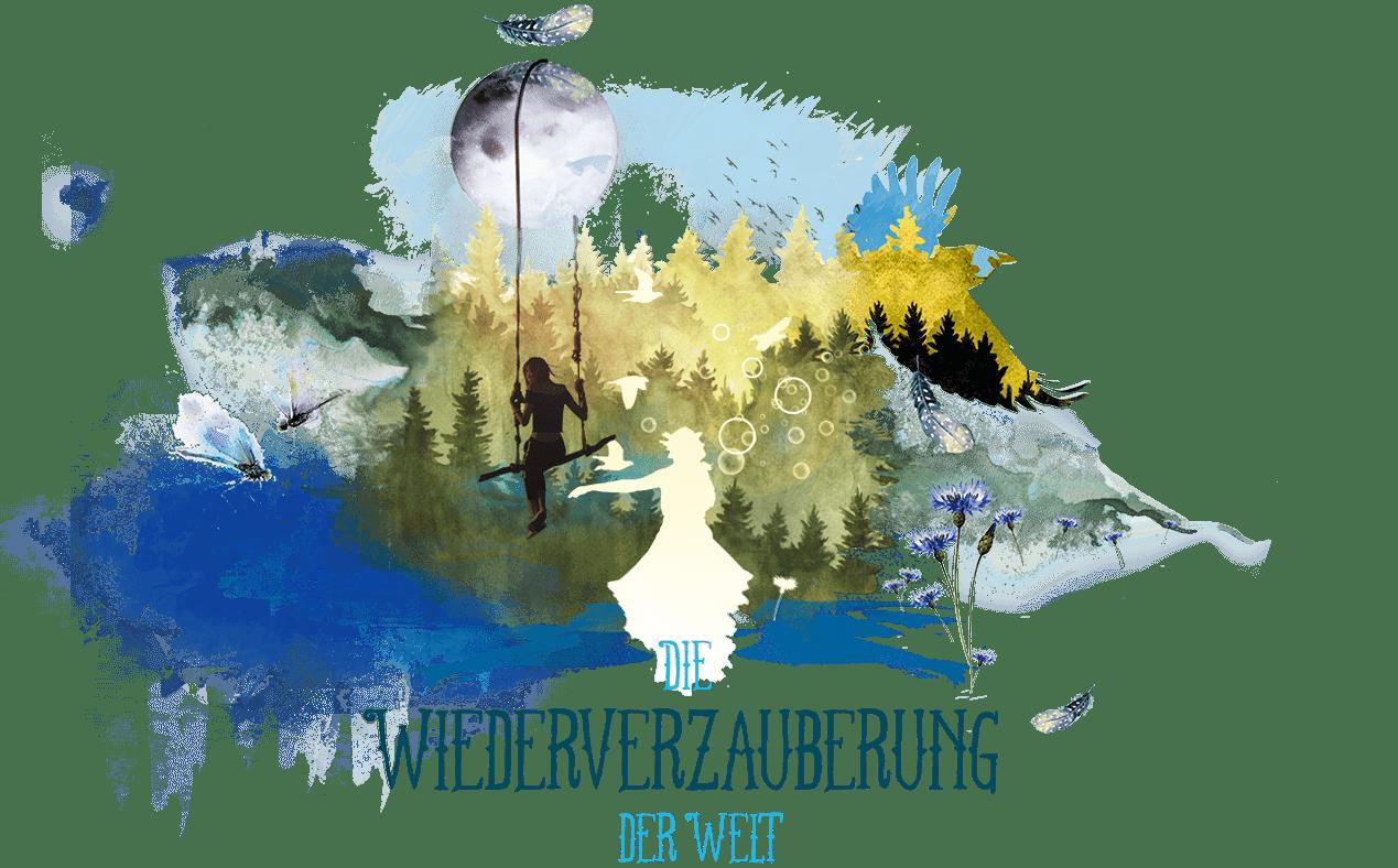 Keyvisual für das Blaue Blume Inselfestival 2019