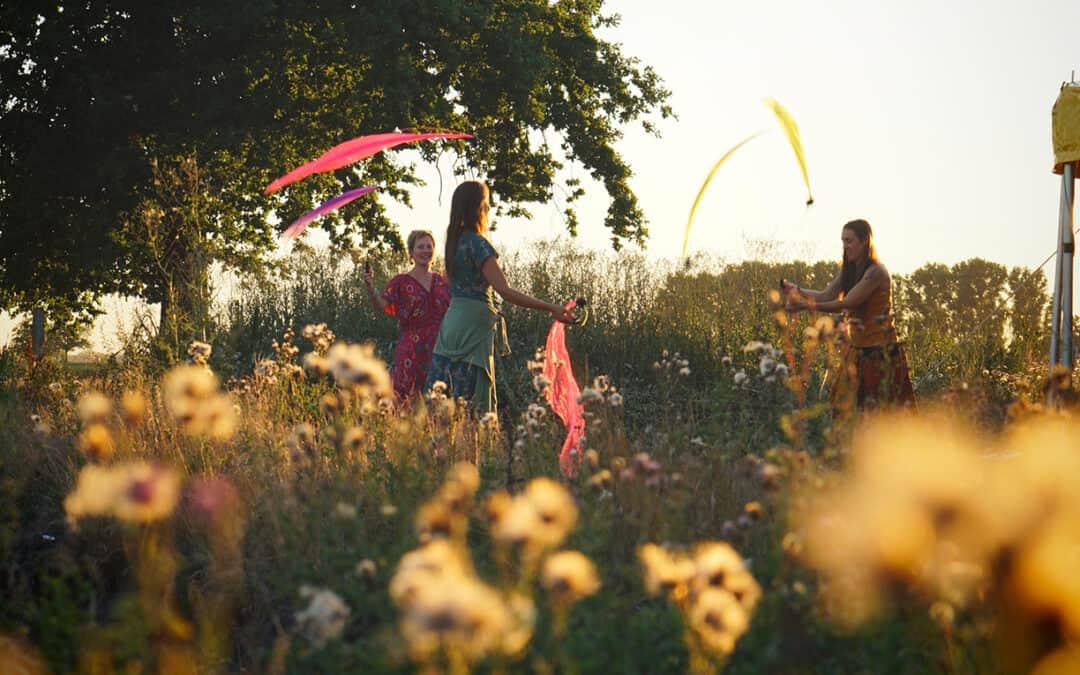 KunstCamp und Wildblumenfestival 2020